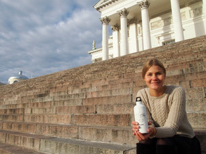 Meet Amanda Sundell, our new Finland Country Manager