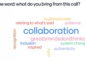 Building resilient cross-sector collaborations for social good