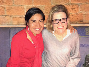 How two women teamed up to expand entrepreneurship in Bolivia