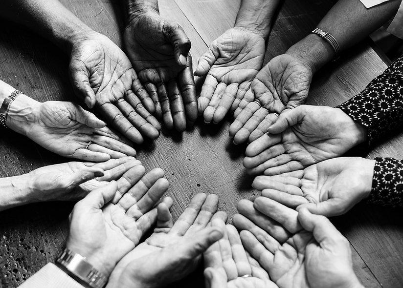 black-and-white-circle-elderly-1266005.j