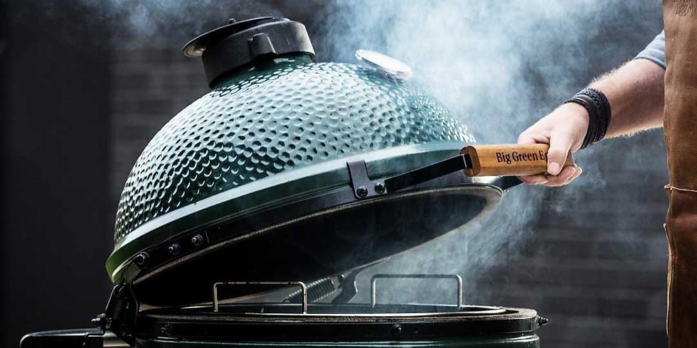 Eggspert Grilling Saturday
