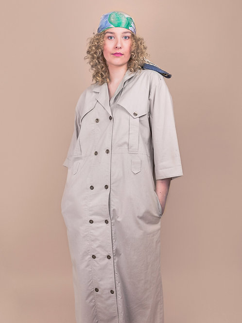 Oversized Mantelkleid L