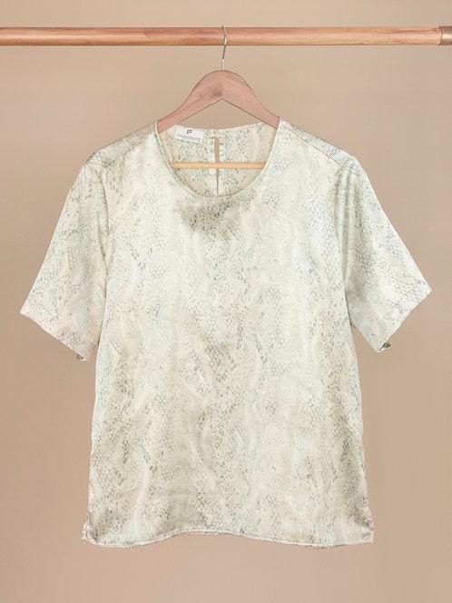 Schimmerndes Shirt M