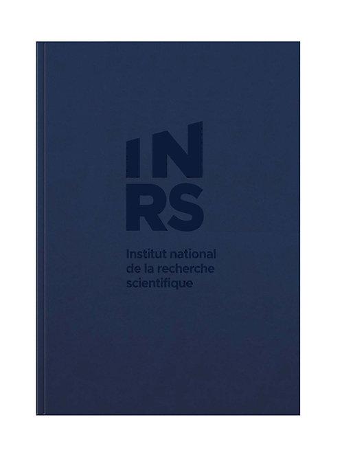 CARNET DE NOTES INRS