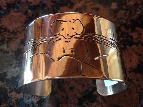 Bronze Pica Bracelet
