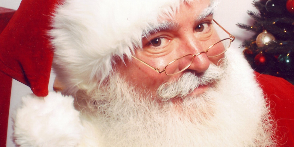 Santa Claus is Coming to the Elks Lodge