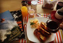 Breakfast incluido