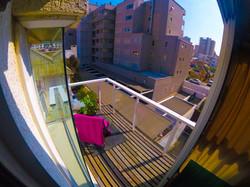 Luna balcony