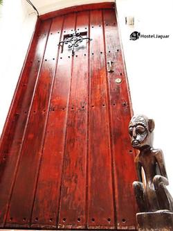 Wooden Guard !!