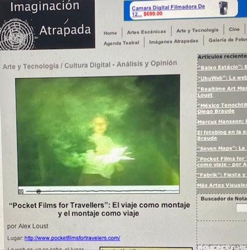 IMAGINATION ATRAPADA  (ARGENTINA)