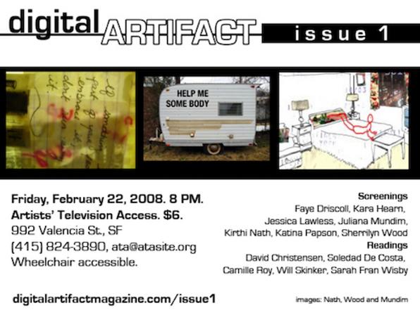 DIGITAL ARTIFACT (USA)