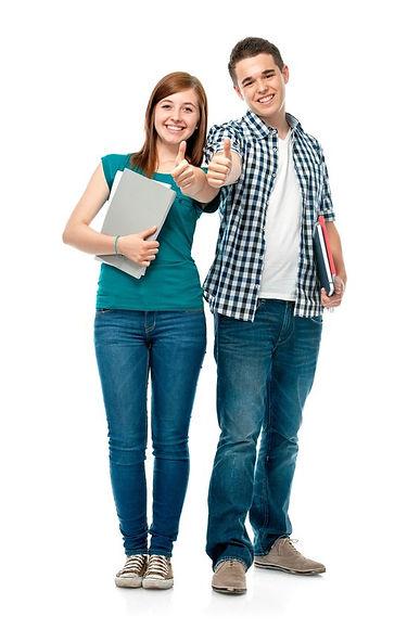Deutsch lernen mit personal training deutsch, Studenten