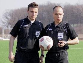 EXCLUSIV / Arbitrii sunt anchetați pentru agresiune în liga a 5-a din București