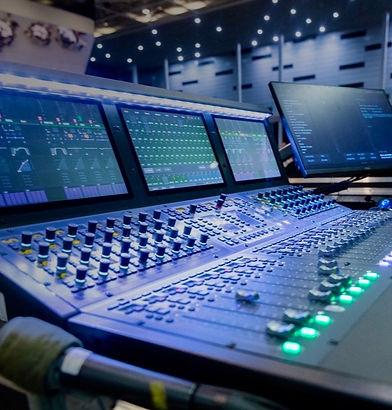 Consolle Audio