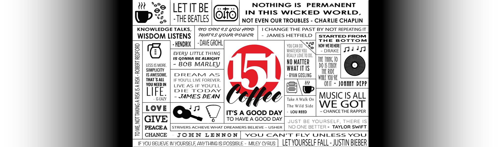 151 Coffee | Drive-Thru Coffee | Dallas-Fort Worth, Texas