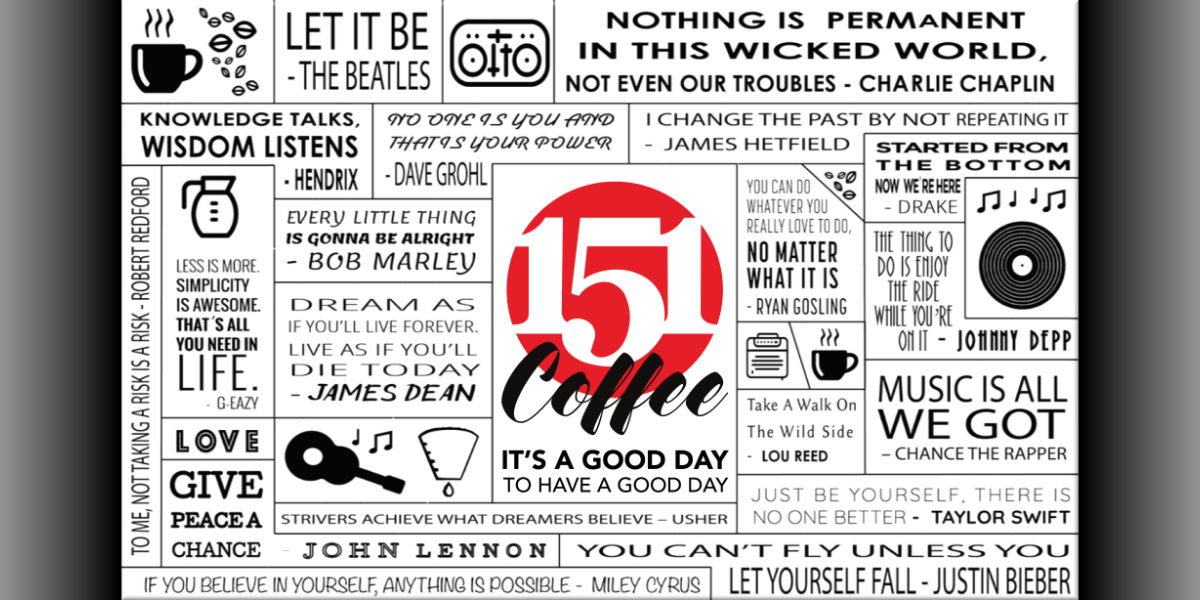Locations | 151 Coffee