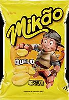 Mikão 100 queijo
