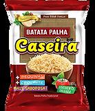 Batata palha Caseira