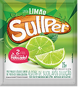 Refresco Sullper limão