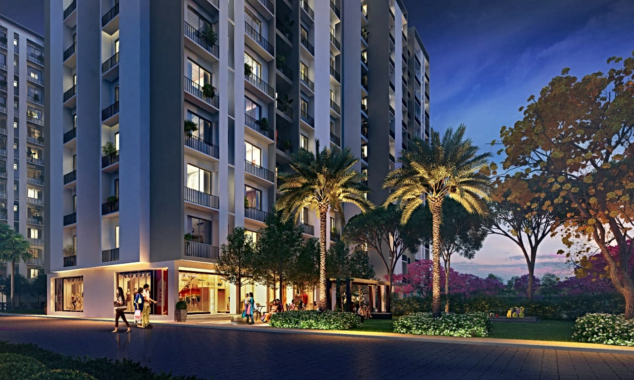 2 BHK starts @ 43.39 Lakhs* (All Inclusive with 1 CP) - 25:75 payment plan