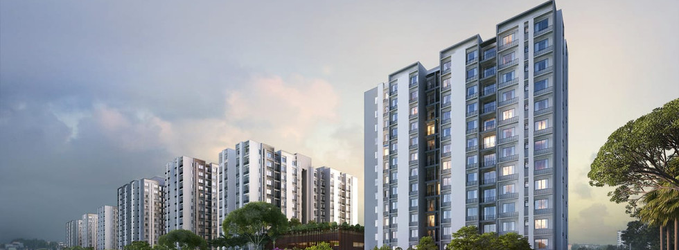 2 BHK starts @ 40.41 Lakhs* (All Inclusive with 1 CP) - normal payment plan