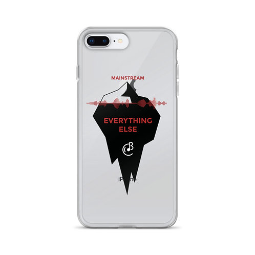 More Than Mainstream iPhone Case