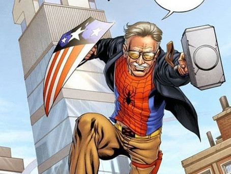 Thank You Stan Lee - A True Hero