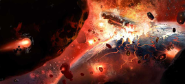 Dark Shepherd- Asteroid Attack