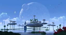 B.A.S.A space port