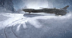 Dark Shepherd- Breel and the Ice Planet