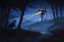 Star Beast ships