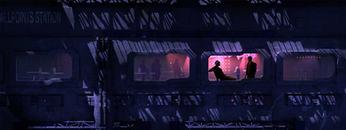 Dark Shepherd -Allpoints Station