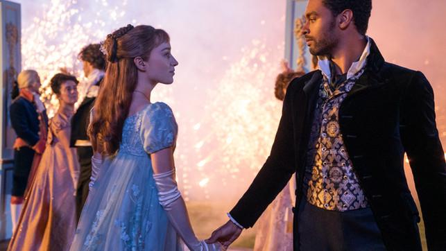 Netflix's Period Drama Bridgerton Continues to Trend
