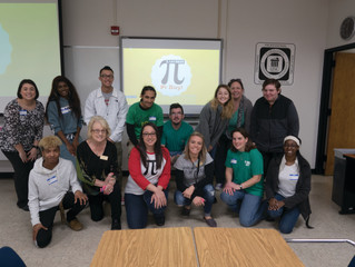 Pi Theme Dominates Math Event with Local Youth