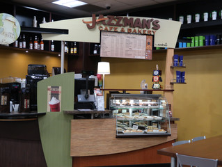 Library Gets New Cafe With Jazzman's Closing