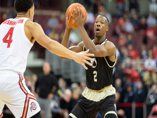 Braves Fall to Ohio State Buckeyes 81-63