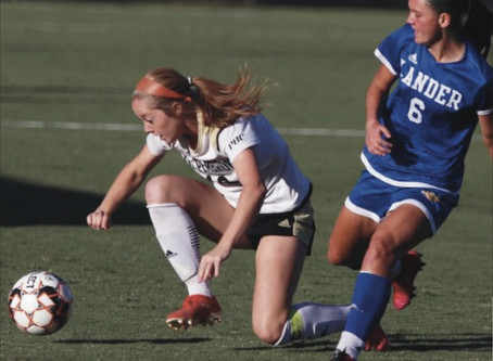 Soccer Improves to 5-1 at Home