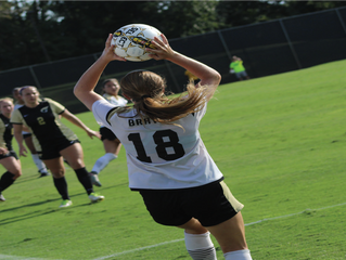 Braves Soccer Dominates, Shuts Out Anderson 4-0