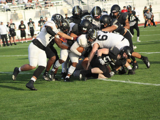 Offense Shows Flashes but Defense Reigns Supreme in Spring Scrimmage