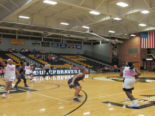 Lady Braves Outlast USC Aiken Pacers