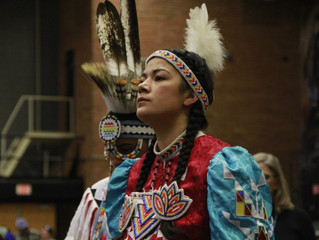 UNCP's Third-Annual Powwow Earns New Member at UNCP