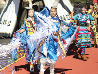 UNCP Honors American Indians in Month Long Celebration: November Is National American Indian Heritag