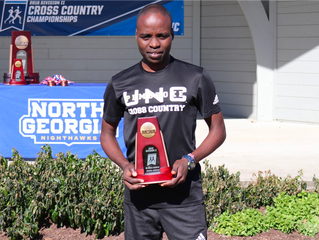 Chepkesir Finishes on Top at NCAA Southeast Region Championship