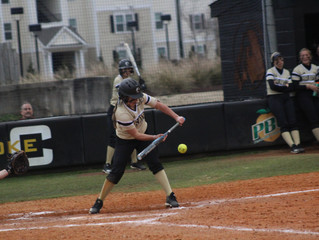 Softball Hits Their Way to a Sweep of USC Aiken in Twinbill