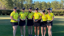 Braves Golf Takes First Place