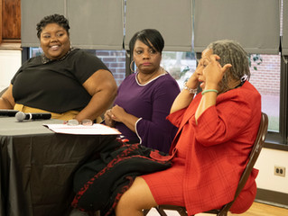 Black Women's Empowerment in the Workplace Starts Conversation in UC Lounge