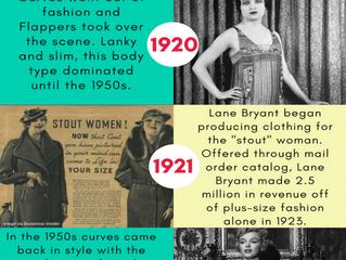 Plus-Size Fashion Flourishes Throughout History