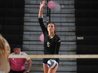 UNCP Volleyball's Star on the Rise