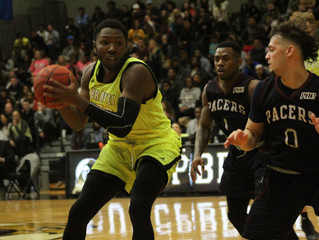 UNCP Men's Basketball's First Lost at Home since 2017