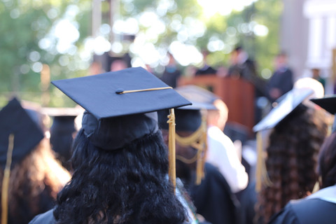 UNCP Holds Spring 2021 Commencement